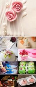 مجموعه 13 عکس کیک فانتزی 5760x3840