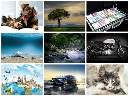 100 عکس گرافیکی موضوعات مختلف 2560x1600