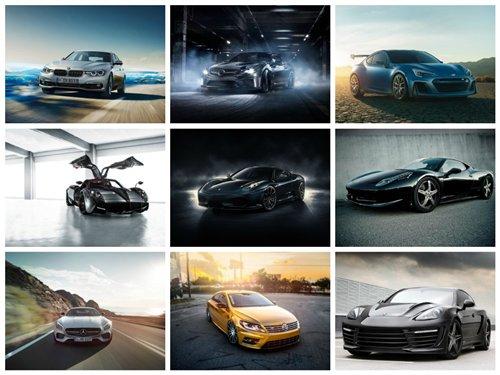 دانلود مجموعه عکس اتومبیل جدید 2560x1600