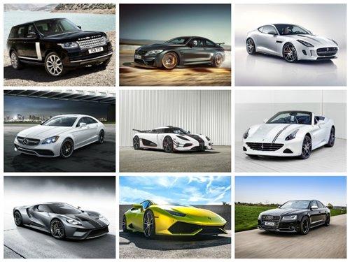 دانلود مجموعه عکس اتومبیل با بکگراند سفید 2560x1600