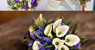 دانلود مجموعه عکس دسته گل عروس 8000x5340