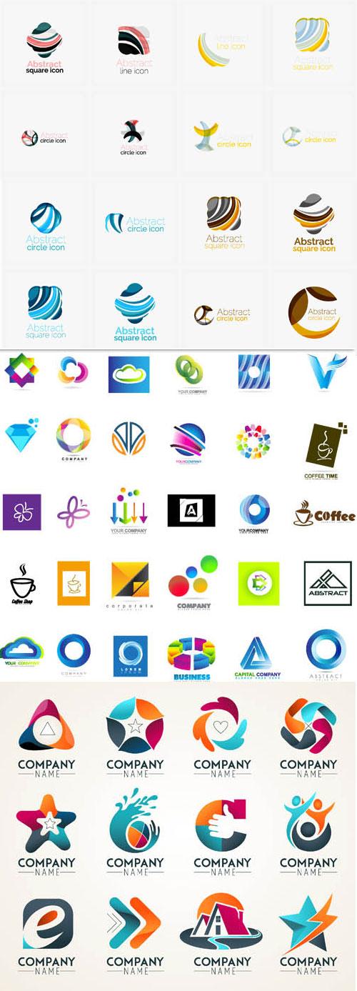 لوگو رنگارنگ شرکتی و مشاور املاک AI و TIF