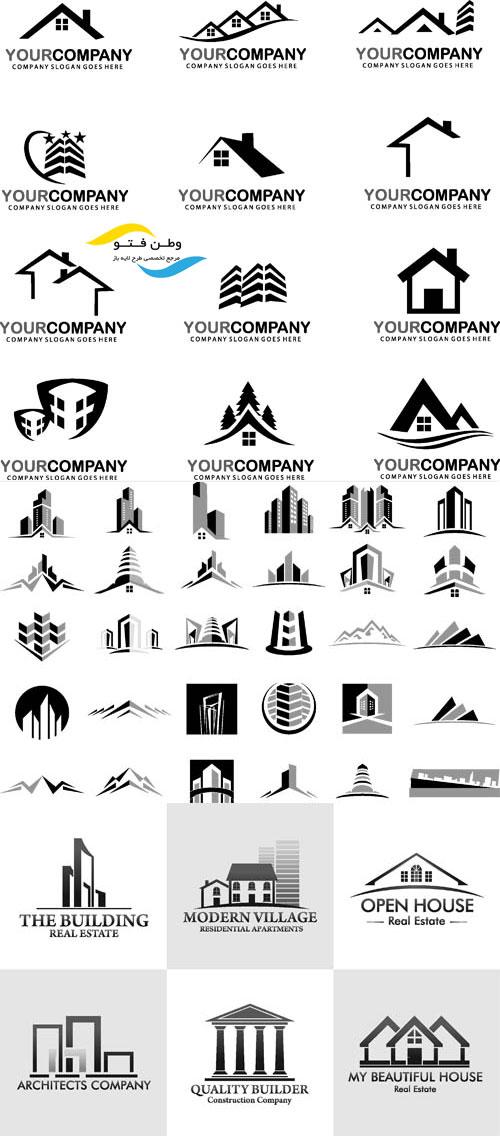 لوگو مسکن سازان انبوه و مشاورین املاک AI و TIF
