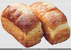 عکس بدون بکگراند نان حجیم شیرین 2