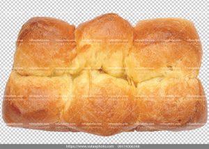 عکس بدون بکگراند نان حجیم شیرین 3