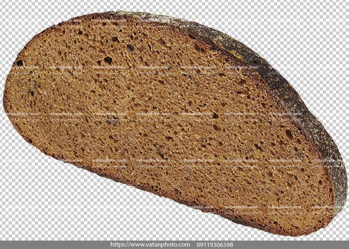 عکس با کیفیت ترانسپارنت نان تست