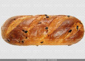 عکس با کیفیت نان شیرین کشمشی