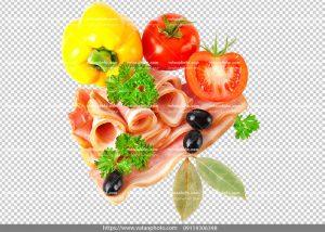 عکس بدون بکگراند ترانسپارنت بیکن گوشت 10