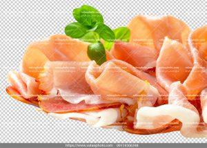 عکس بدون بکگراند ترانسپارنت بیکن گوشت 14