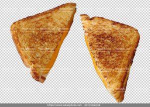 عکس بدون بکگراند پیراشکی پنیر