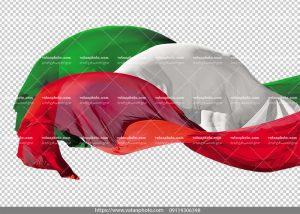 عکس با کیفیت بدون بکگراند پرچم ایران