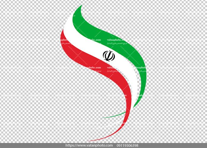 عکس پرچم ایران با کیفیت