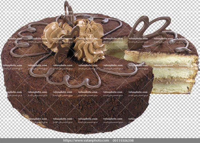 عکس بدون بکگراند کیک
