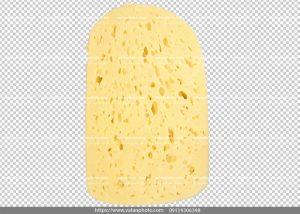 عکس بدون بکگراند پنیر محلی