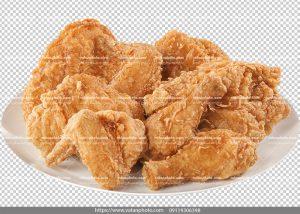 عکس بدون بکگراند سوخاری بال مرغ