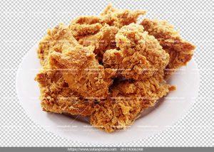 عکس بدون بکگراند سوخاری مرغ