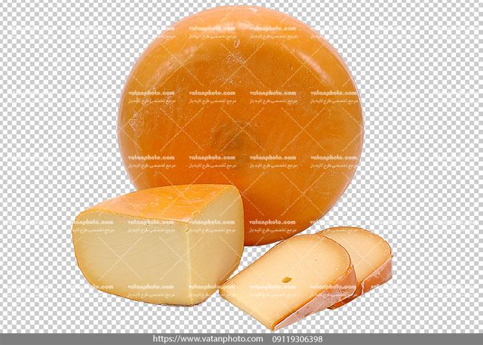 عکس بدون بکگراند با کیفیت پنیر