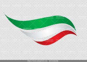 عکس بدون بکگراند پرچم ایران 6
