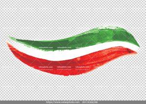 عکس بدون بکگراند پرچم ایران 7