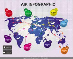 اینفوگرافی هواشناسی