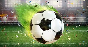 عکس گرافیکی توپ مسابقات فوتبال