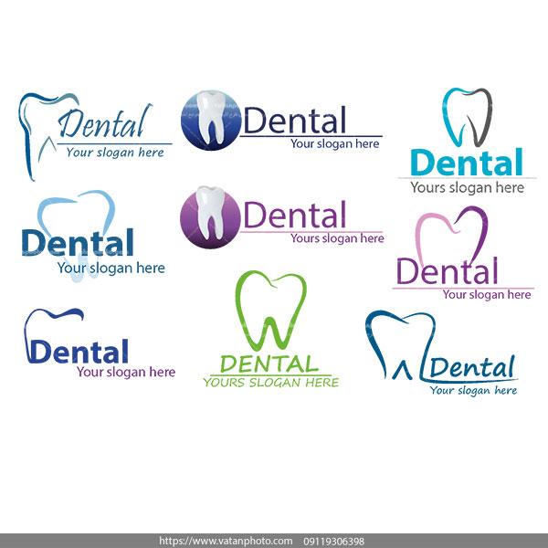 وکتور دندان و دندانپزشکی AI و TIF