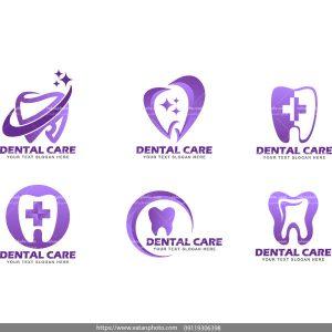 لوگو دندان دندانپزشکی AI و TIF