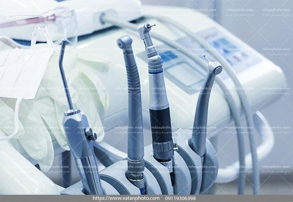 عکس یونیت دندانپزشکی
