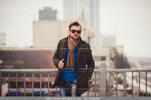 عکس مدل مرد خارجی