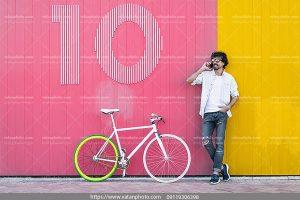 عکس مدلینگ پوشاک مردانه اسپرت
