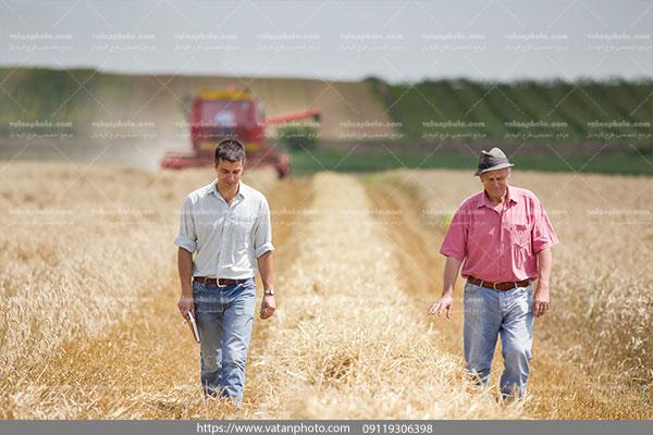 عکس مهندسین کشاورزی
