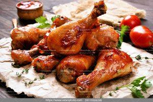 عکس خوراک مرغ باسس مخصوص