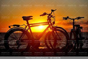 عکس سه دوچرخه