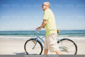 عکس ورزش دوچرخه