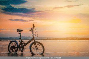 عکس دوچرخه حرفه ای