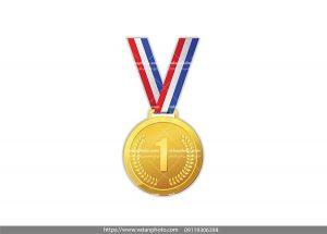 وکتور مدال طلا