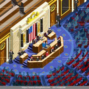 وکتور مجلس سنا آمریکا