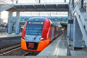 عکس ایستگاه قطار