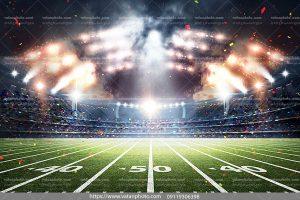 عکس استادیوم باشکوه راگبی