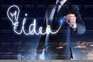 عکس ایده نوآوری