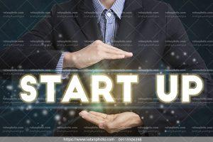 عکس ایده استارتاپ تجاری