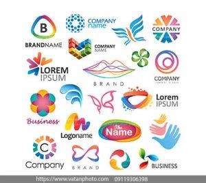 مجموعه وکتور لوگوی کمپانی های معروف
