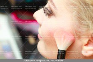 دانلود عکس آرایش صورت زنان جوان