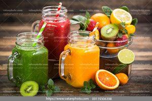 عکس میوه و آبمیوه طبیعی