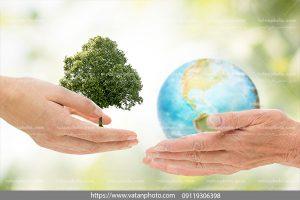 عکس زمین پاک