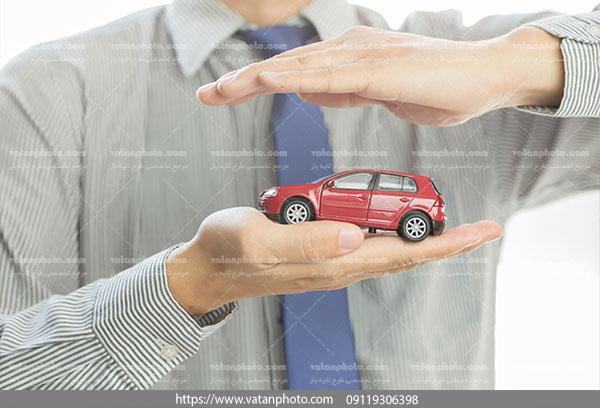 عکس بیمه اتومبیل