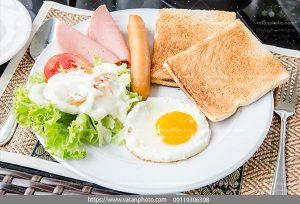 عکس بشقاب صبحانه